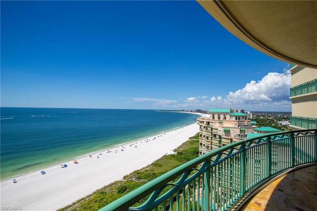 940 Cape Marco Dr #1805, Marco Island, FL 34145 (MLS #220054187) :: Florida Homestar Team