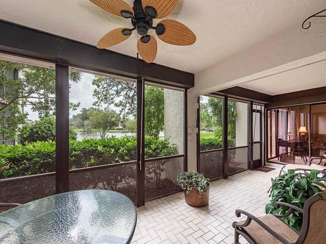 560 Retreat Dr 3-103, Naples, FL 34110 (MLS #220054244) :: Clausen Properties, Inc.