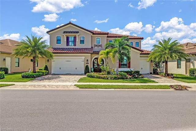 9326 Glenforest Dr, Naples, FL 34120 (MLS #220054697) :: RE/MAX Realty Group