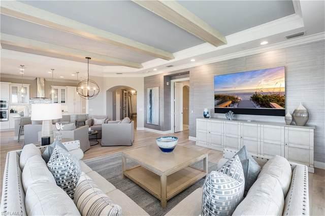 16449 Carrara Way #301, Naples, FL 34110 (MLS #220054850) :: The Naples Beach And Homes Team/MVP Realty