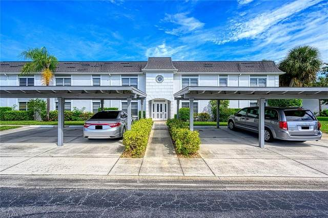 6872 Sandtrap Dr #1, Fort Myers, FL 33919 (MLS #220055142) :: The Naples Beach And Homes Team/MVP Realty