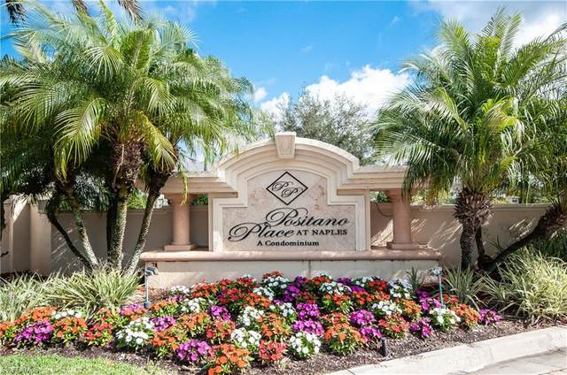 12965 Positano Cir #304, Naples, FL 34105 (MLS #220056245) :: Kris Asquith's Diamond Coastal Group