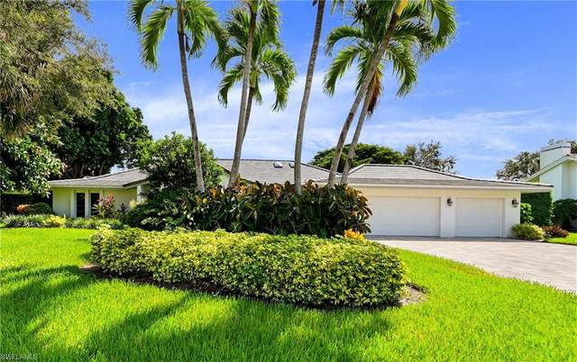 803 Knollwood Ct, Naples, FL 34108 (MLS #220056592) :: RE/MAX Realty Group