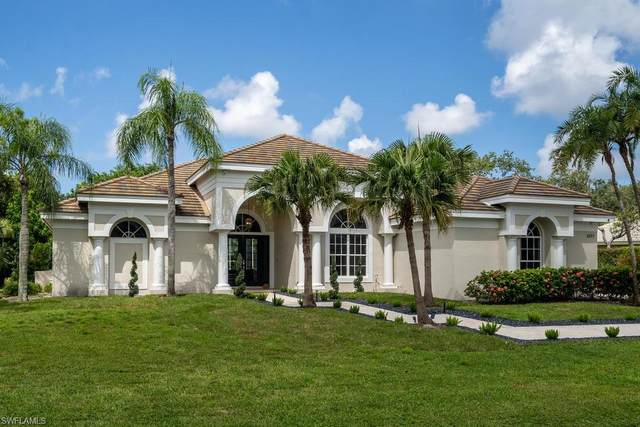 3371 Creekview Dr, Bonita Springs, FL 34134 (#220056652) :: The Dellatorè Real Estate Group