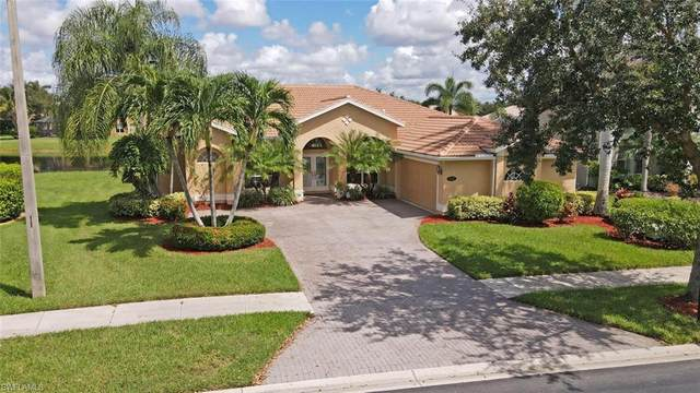 14767 Indigo Lakes Cir, Naples, FL 34119 (#220056923) :: The Dellatorè Real Estate Group