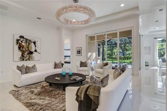 2088 Rivoli Ct, Naples, FL 34105 (#220057144) :: The Dellatorè Real Estate Group