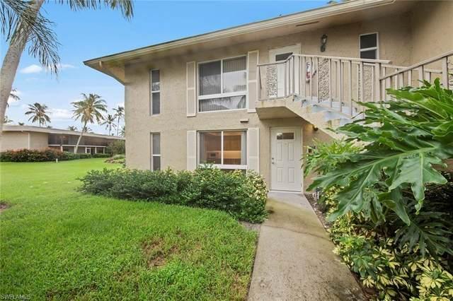 90 Glades Blvd #3, Naples, FL 34112 (#220057374) :: The Dellatorè Real Estate Group