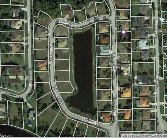 27053 Serrano Way, Bonita Springs, FL 34135 (MLS #220057527) :: Florida Homestar Team