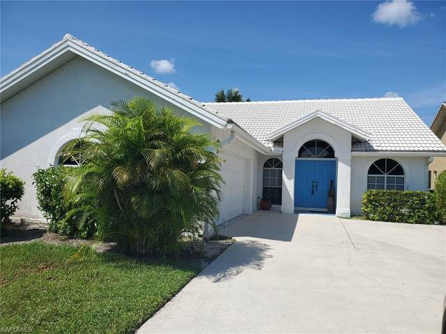 816 Belville Blvd, Naples, FL 34104 (MLS #220058305) :: RE/MAX Realty Group