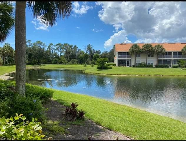4960 Deerfield Way E-103, Naples, FL 34110 (MLS #220058645) :: Florida Homestar Team