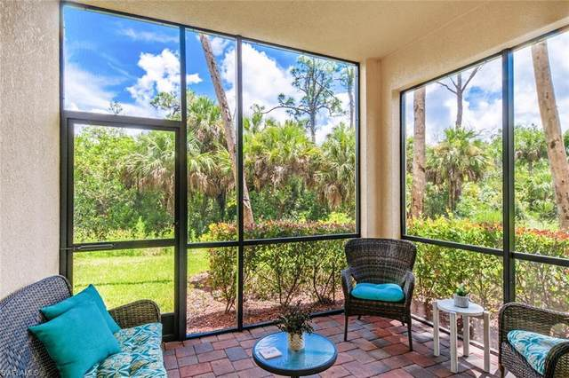 9834 Giaveno Cir #1718, Naples, FL 34113 (MLS #220059096) :: NextHome Advisors