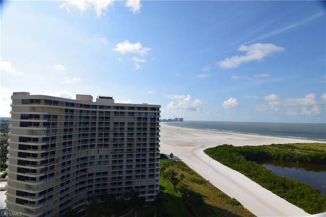 440 Seaview Ct #1709, Marco Island, FL 34145 (MLS #220059287) :: NextHome Advisors