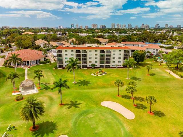 1 High Point Cir W #204, Naples, FL 34103 (MLS #220059673) :: NextHome Advisors