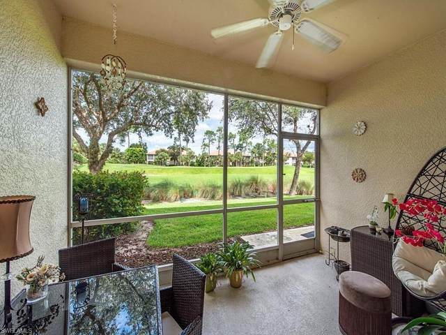 3965 Bishopwood Ct E #103, Naples, FL 34114 (MLS #220060177) :: The Naples Beach And Homes Team/MVP Realty