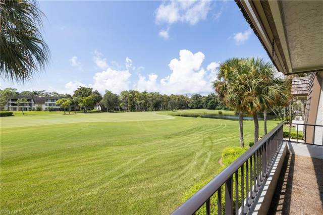 104 Clubhouse Dr H-272, Naples, FL 34105 (#220060448) :: The Michelle Thomas Team