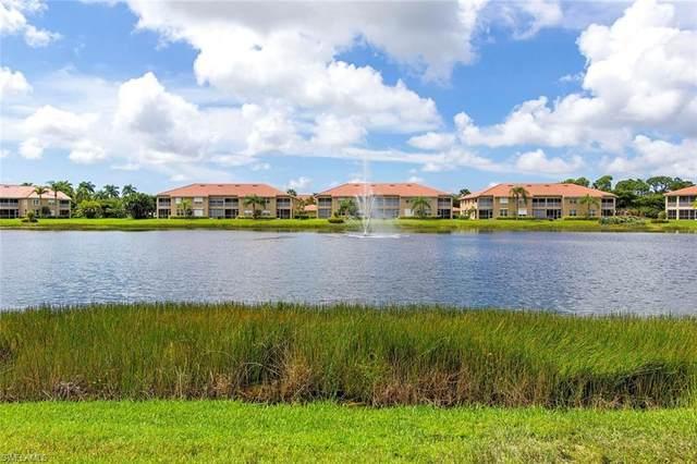 6270 Huntington Lakes Cir #103, Naples, FL 34119 (#220062138) :: Jason Schiering, PA