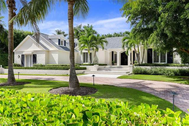 2700 Treasure Ln, Naples, FL 34102 (MLS #220062933) :: The Naples Beach And Homes Team/MVP Realty