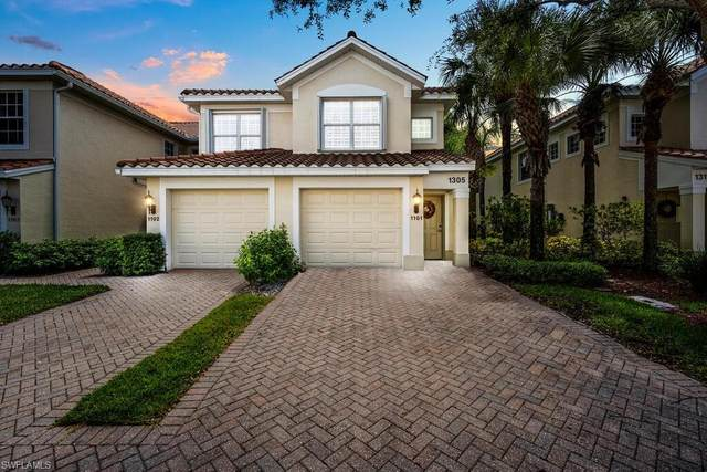 1305 Henley St #1101, Naples, FL 34105 (MLS #220063018) :: Florida Homestar Team