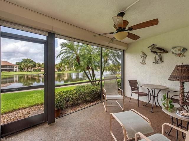 531 Lake Louise Cir #101, Naples, FL 34110 (MLS #220063893) :: Eric Grainger | Engel & Volkers