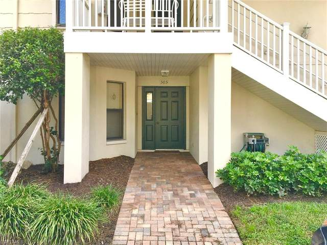 505 Courtside Dr, Naples, FL 34105 (#220064017) :: The Michelle Thomas Team