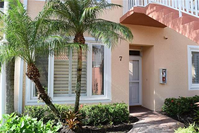 2345 Hidden Lake Dr #7, Naples, FL 34112 (MLS #220064332) :: The Naples Beach And Homes Team/MVP Realty