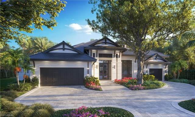 713 Teal Ct, Naples, FL 34108 (#220065315) :: Equity Realty