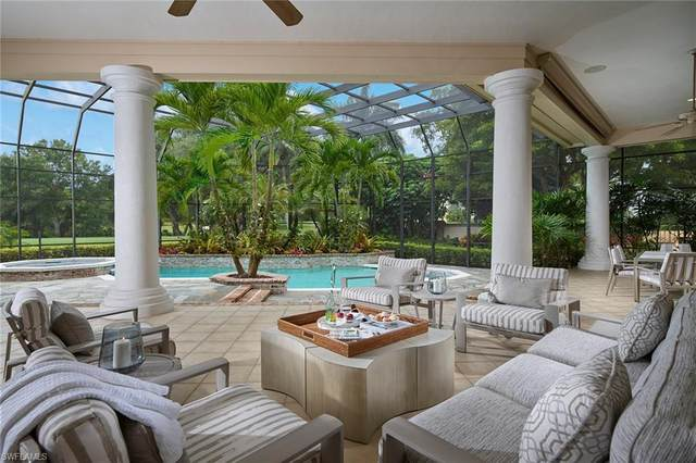 6625 George Washington Way, Naples, FL 34108 (#220065500) :: Vincent Napoleon Luxury Real Estate