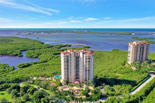 4875 Pelican Colony Blvd #801, Bonita Springs, FL 34134 (MLS #220065667) :: The Naples Beach And Homes Team/MVP Realty