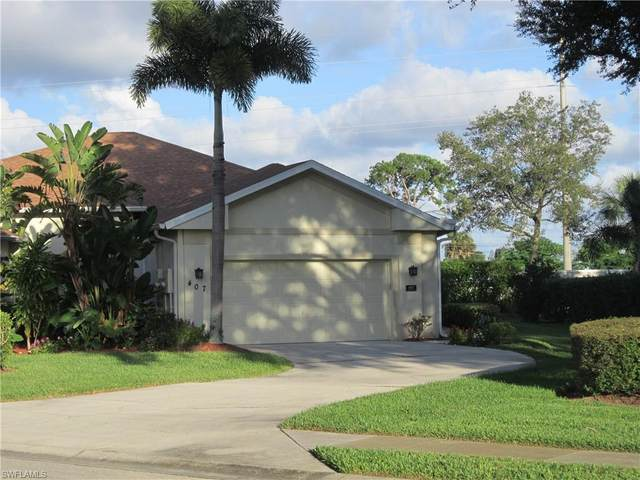 407 Crossfield Cir #83, Naples, FL 34104 (#220065980) :: Equity Realty