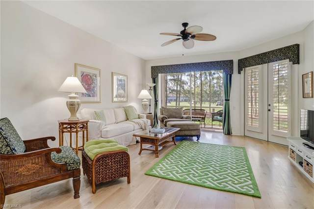 8490 Danbury Blvd #102, Naples, FL 34120 (#220066280) :: The Dellatorè Real Estate Group