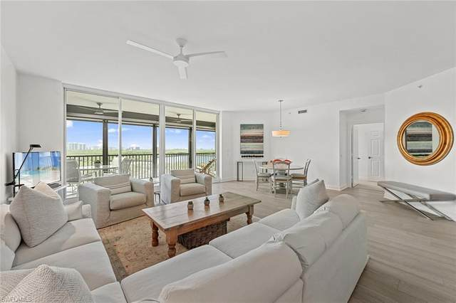 425 Cove Tower Dr #703, Naples, FL 34110 (#220066598) :: We Talk SWFL