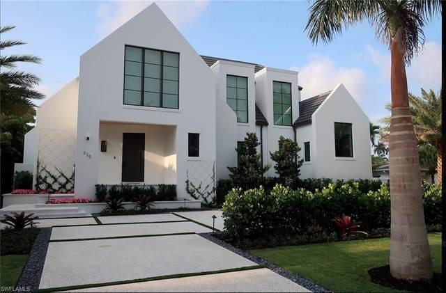 636 13th Ave S, Naples, FL 34102 (#220067378) :: Vincent Napoleon Luxury Real Estate