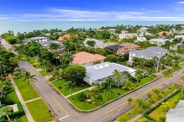 534 2nd St S #534, Naples, FL 34102 (#220067487) :: Vincent Napoleon Luxury Real Estate