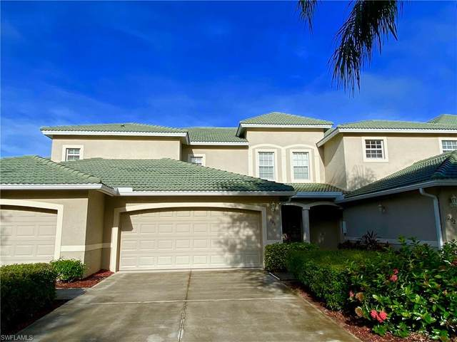 3495 Laurel Greens Ln S #101, Naples, FL 34119 (#220067505) :: Vincent Napoleon Luxury Real Estate