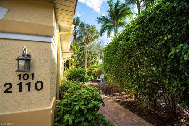 2110 Arielle Dr #101, Naples, FL 34109 (#220067523) :: Equity Realty