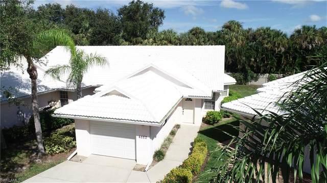 4882 Europa Dr, Naples, FL 34105 (#220068405) :: The Dellatorè Real Estate Group