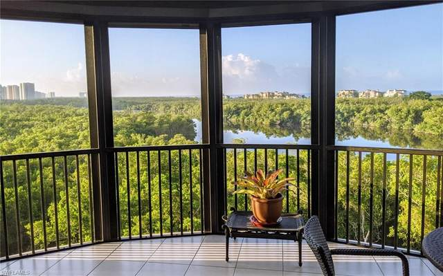 8990 Bay Colony Dr #501, Naples, FL 34108 (#220068678) :: Vincent Napoleon Luxury Real Estate