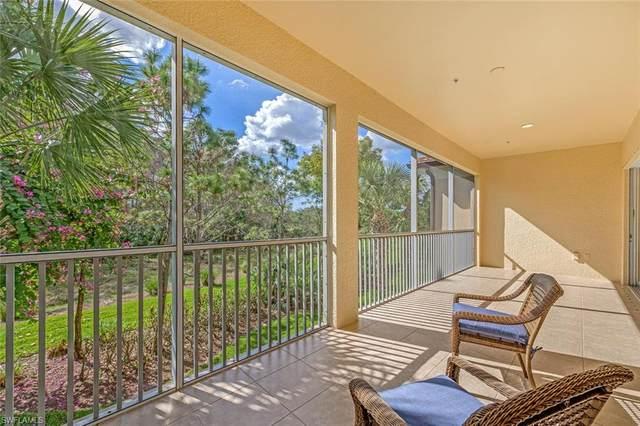 12018 Covent Garden Ct #303, Naples, FL 34120 (MLS #220070184) :: Premier Home Experts