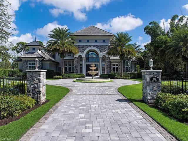 482 Ridge Dr, Naples, FL 34108 (MLS #220070703) :: Wentworth Realty Group