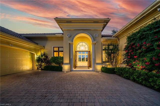 8817 Muirfield Dr, Naples, FL 34109 (#220071016) :: Equity Realty