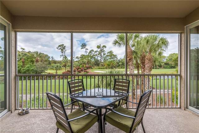 3405 Laurel Greens Ln S #203, Naples, FL 34119 (MLS #220071406) :: BonitaFLProperties