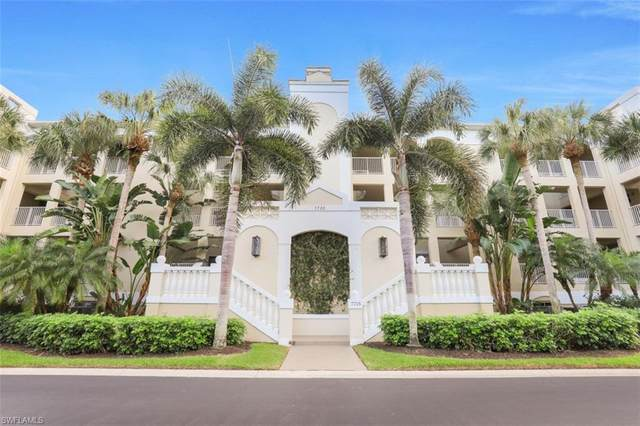 7725 Pebble Creek Cir 8-206, Naples, FL 34108 (MLS #220074335) :: The Naples Beach And Homes Team/MVP Realty