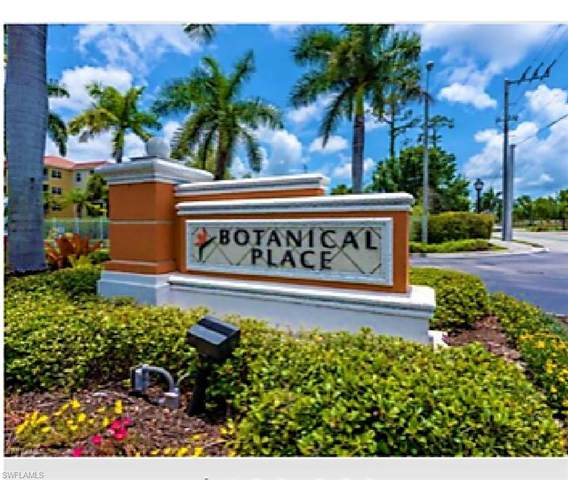 4440 Botanical Place Cir #406, Naples, FL 34112 (MLS #220074426) :: The Naples Beach And Homes Team/MVP Realty