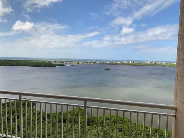 4731 Bonita Bay Blvd #1801, Bonita Springs, FL 34134 (#220075595) :: The Dellatorè Real Estate Group