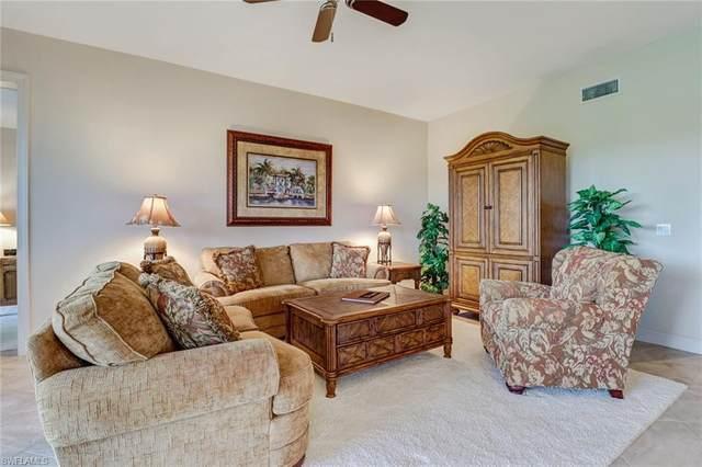 802 Regency Reserve Cir #1001, Naples, FL 34119 (MLS #220076338) :: Clausen Properties, Inc.