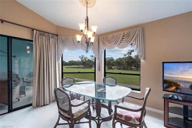 792 Eagle Creek Dr #201, Naples, FL 34113 (#220078119) :: The Dellatorè Real Estate Group