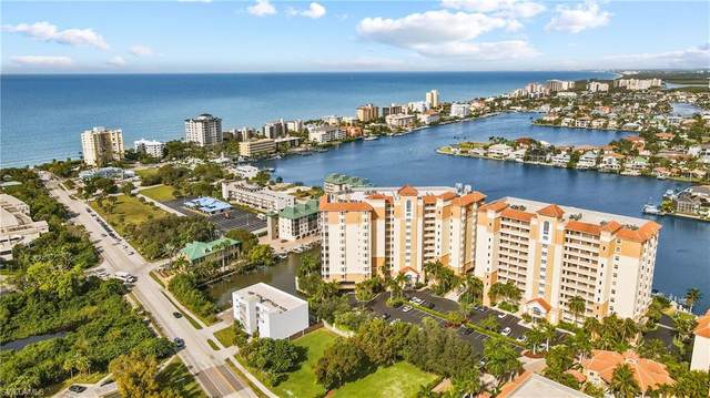 400 Flagship Dr #802, Naples, FL 34108 (MLS #220081194) :: RE/MAX Realty Group