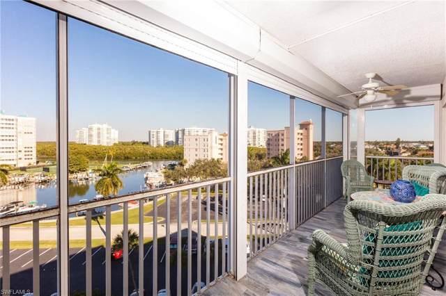 1 Bluebill Ave #703, Naples, FL 34108 (MLS #220081647) :: RE/MAX Realty Group