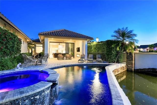 16428 Talis Park Dr, Naples, FL 34110 (MLS #221000254) :: Clausen Properties, Inc.