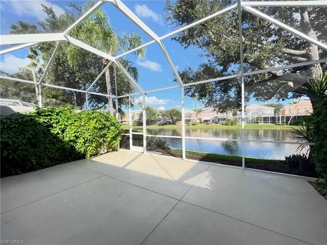 5565 Cove Cir #75, Naples, FL 34119 (#221001915) :: Vincent Napoleon Luxury Real Estate
